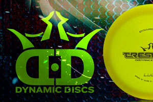 New Fusion Line Disc Golf Discs from Dynamic Discs!